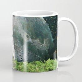 Moon Flower Coffee Mug