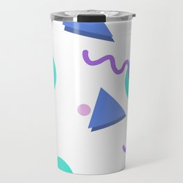 Lisa 90s Graphic Travel Mug