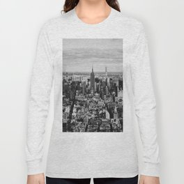 where dreams are made of (black and white) Long Sleeve T-shirt