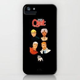 Jonny Quest - TV Shows iPhone Case