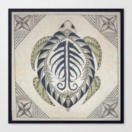 Sacred Turtle Canvas Print