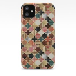 Twilight Moroccan iPhone Case