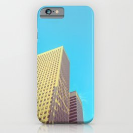 San Francisco Structures iPhone Case