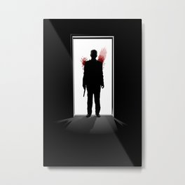 See you later, Lester Metal Print