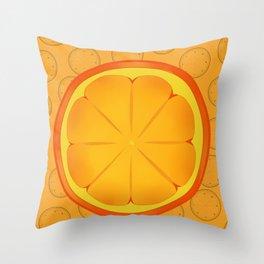 CIT x RUS Throw Pillow