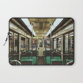 Paris Metro cab Laptop Sleeve