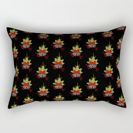 Siren Head hells bells  Rectangular Pillow