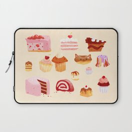 The Sweeter Things in Life Laptop Sleeve
