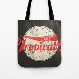 Tropical Party  Tote Bag