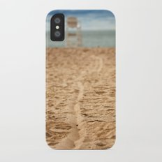 Sand Line Slim Case iPhone X