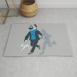 The Literal Adventures of... Rug