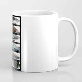 Sharks of the World Coffee Mug