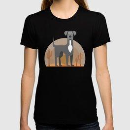 Odin of the Desert T-shirt