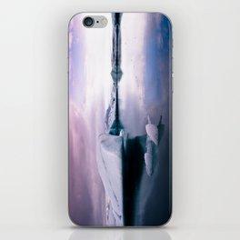 glacial lagoon iPhone Skin