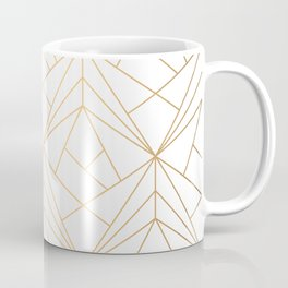 Polygonal Pattern Coffee Mug