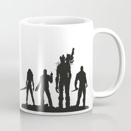 Guardians of the Galaxy 02 Coffee Mug