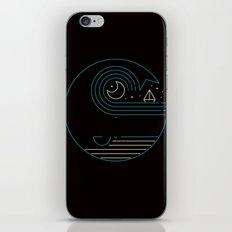 Moonlight Companions iPhone & iPod Skin