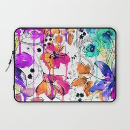Lost in Botanica Laptop Sleeve