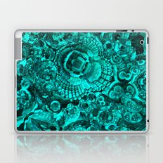 Flotsam & Jetsam II (Teal) Laptop & iPad Skin