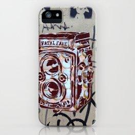 STREET ART #16 iPhone Case