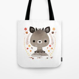 Japanese serow Tote Bag