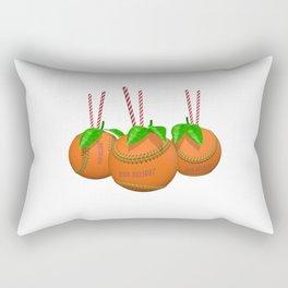 Sun Delight - alpha Rectangular Pillow