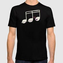 Sounds O.K. (off key) T-shirt