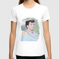 louis tomlinson T-shirts featuring PRINCE LOUIS TOMLINSON by Flambino Gambino