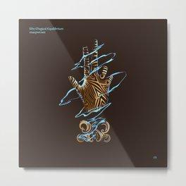 The Magical Equilibrium  Metal Print