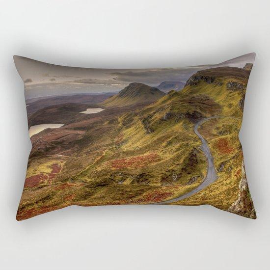 mountain landscape 6 Rectangular Pillow