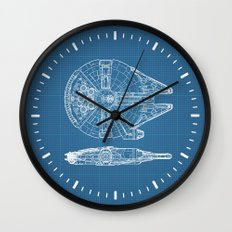 Millennium II Wall Clock