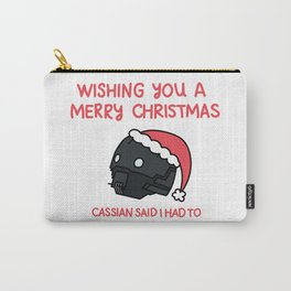 K-2SO Christmas Carry-All Pouch