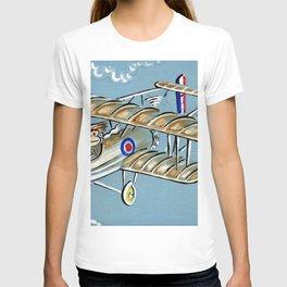 Pusher Plane Ape T-shirt