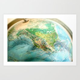 Child of Heaven and Earth Art Print