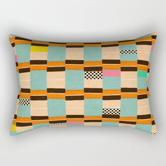 mess around Rectangular Pillow