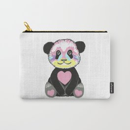 I Love Pandas Carry-All Pouch