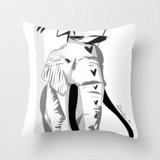 Lotta love - Emilie R. Throw Pillow