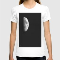 dark side of the moon T-shirts featuring Dark Side of the Moon by Catherine1970