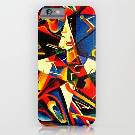 intermixing Color Star  iPhone & iPod Case