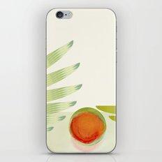 green 2 | digital sessions iPhone & iPod Skin
