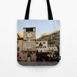 Clock Tower 2 Tote Bag