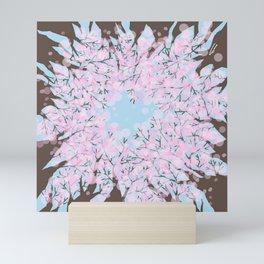 Look up -Spring Mini Art Print
