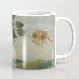 Flying Spaghetti Monster Coffee Mug