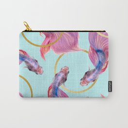 HullaHoops #society6 #decor #buyart Carry-All Pouch