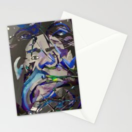 past leads Stationery Cards