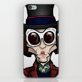 Willy iPhone Skin