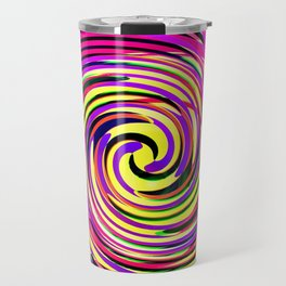 Rotating in Circles Series 06 Travel Mug