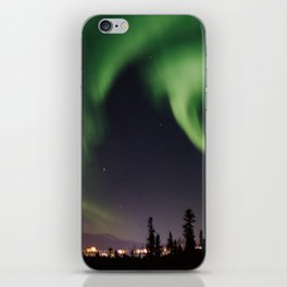 Auroras I iPhone Skin