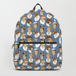 retro fashion Backpack