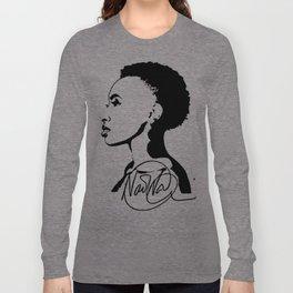 Naomi Wachira Long Sleeve T-shirt